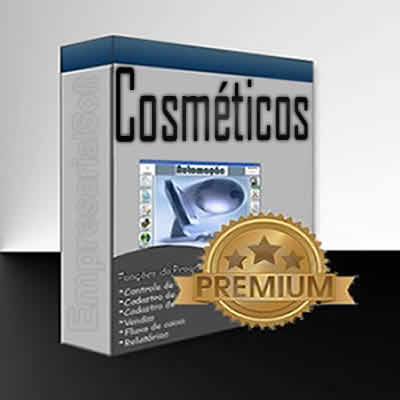 programa para loja de cosméticos e perfumaria