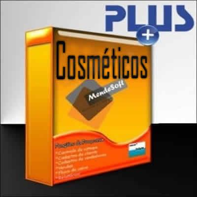 programa para loja de cosméticos e perfumaria basic mendesoft